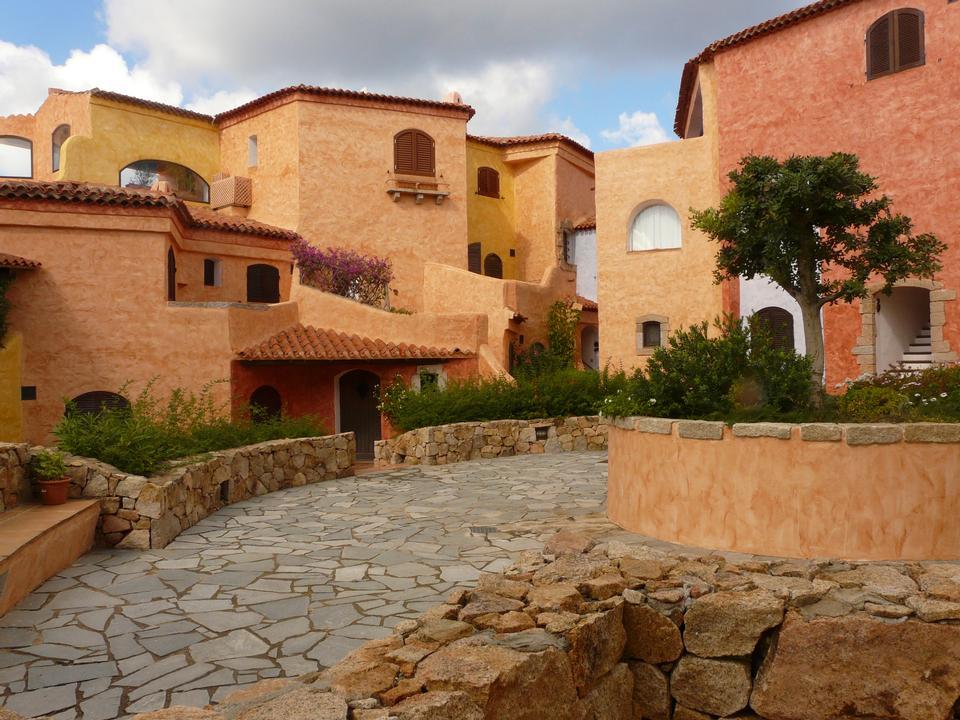 Free Beautiful house in Porto Rotondo, Italy