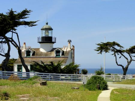 Free Point Pinos Lighthouse Museum, Pacific Grove, California