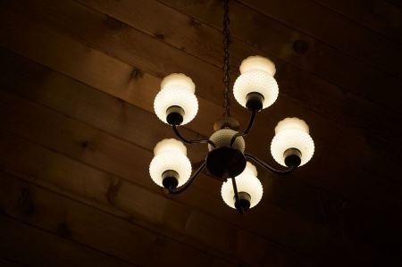 Free antique chandelier