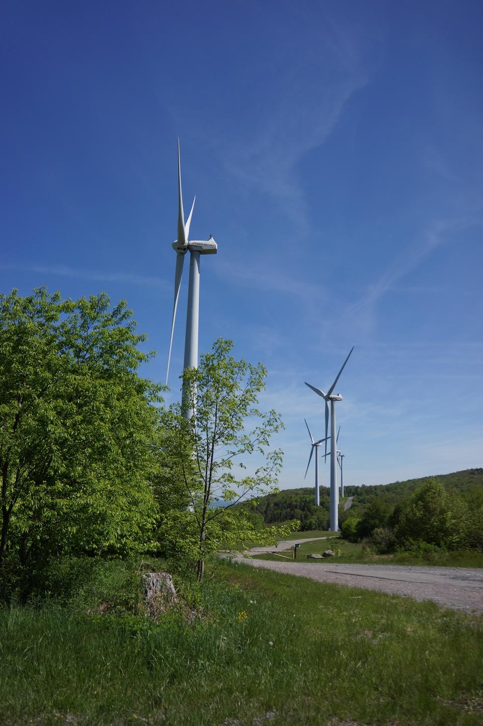 Free Wind Power in West Virginia