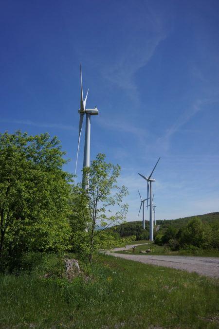 Free Wind Power in West Virginia