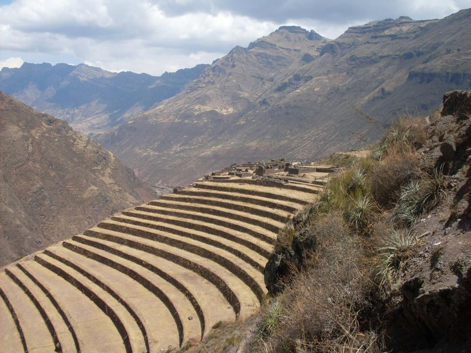 Free Sacred Valley, Pisac, Peru, Urubamba River, South America