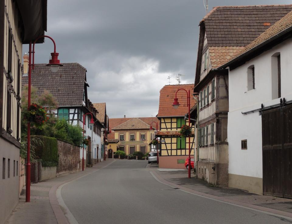 Free Pfulgriesheim City in France