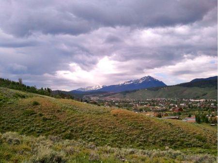 Free Scenic landscape near Silverthorne ,Colorado