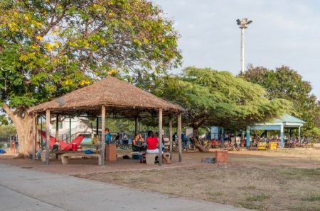 Free Religional Park in Maracaibo