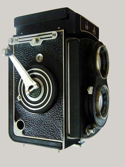 Free camera photography photo camera antique 1958
