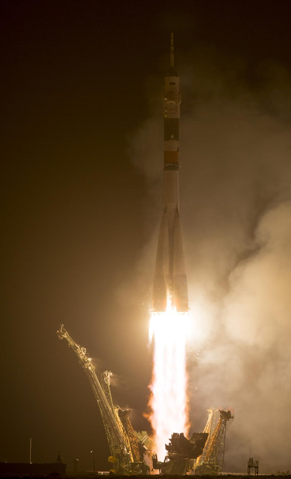 Free Expedition 40 Launches to the International Space Station