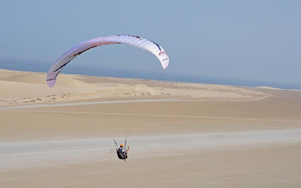 Free Paragliding