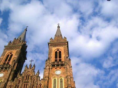 Free Parish Church - Lodz, Poland