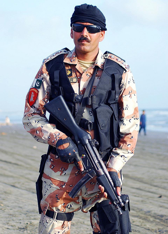 Free Pakistan Ranger