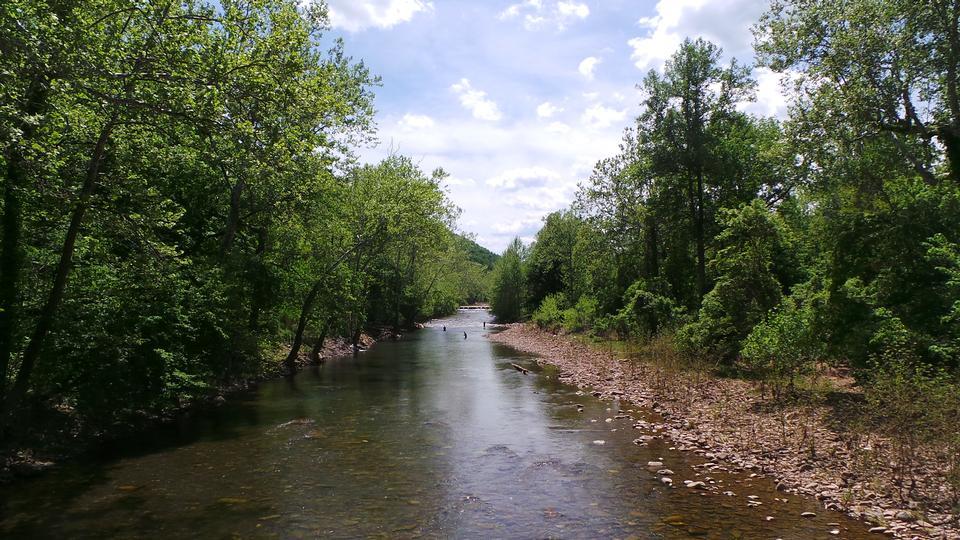 Free Seneca Rocks River