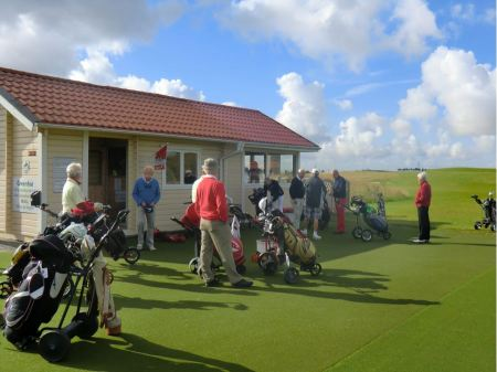 Free The clubhouse Oxie golf course Sweden