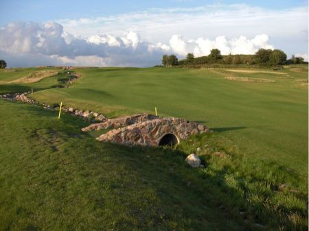 Free Oxie golf course Sweden