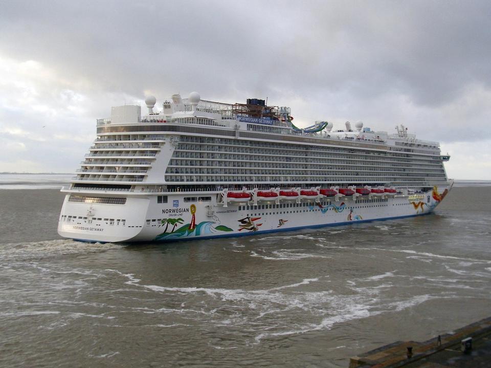 Free The cruise ship Norwegian Getaway