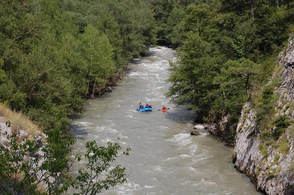 Free noguera pallaresa river kayaking
