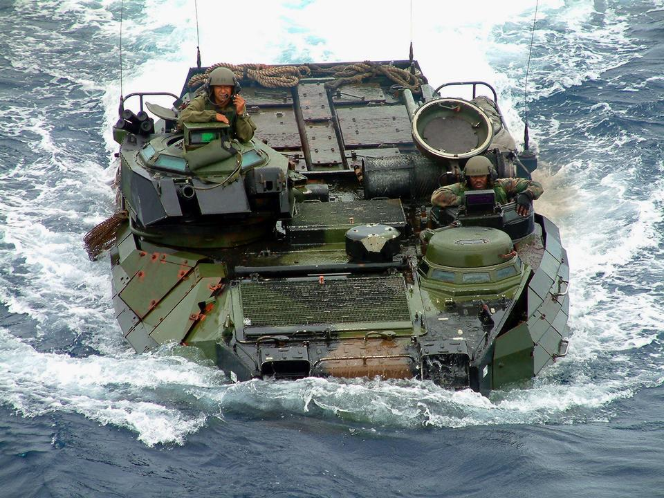 Free An Amphibious Assault Vehicle launched