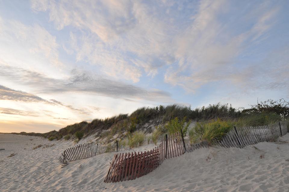 Free Sand dunes Rhode Island
