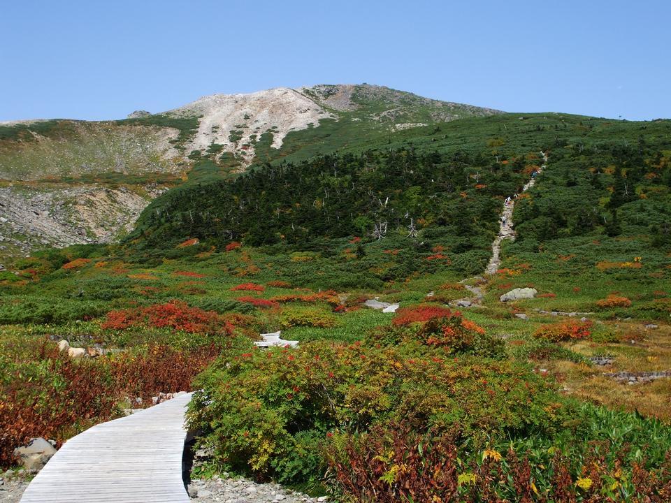 Free Mount Haku Autumn