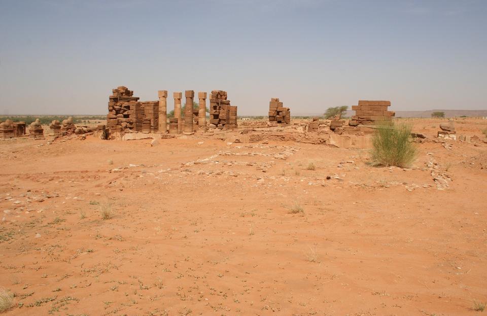 Free Ram temple Naga Sudan