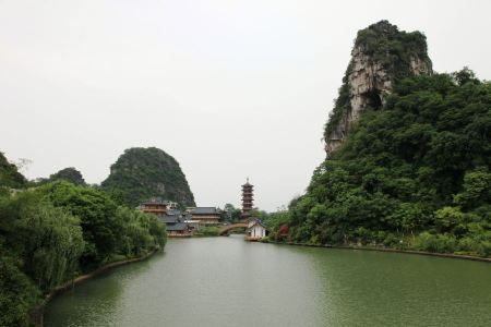 Free Mulonghu Historic Park Guilin, Guangxi