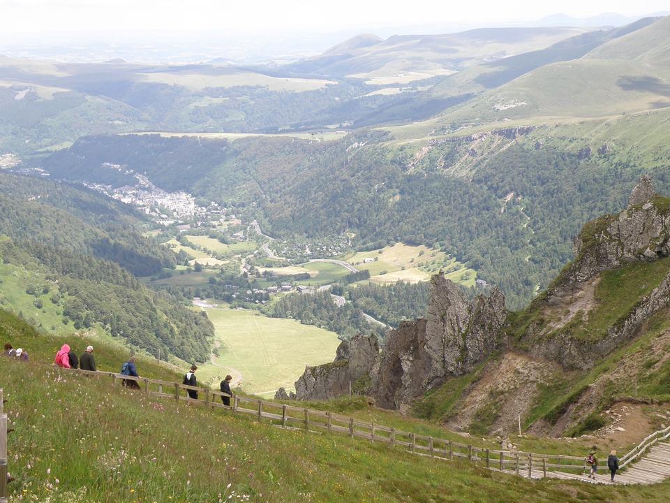 Free Auvergne Volcano national park, France