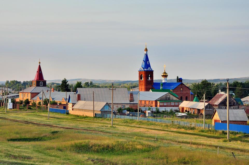 Free small village in Bashkortostan