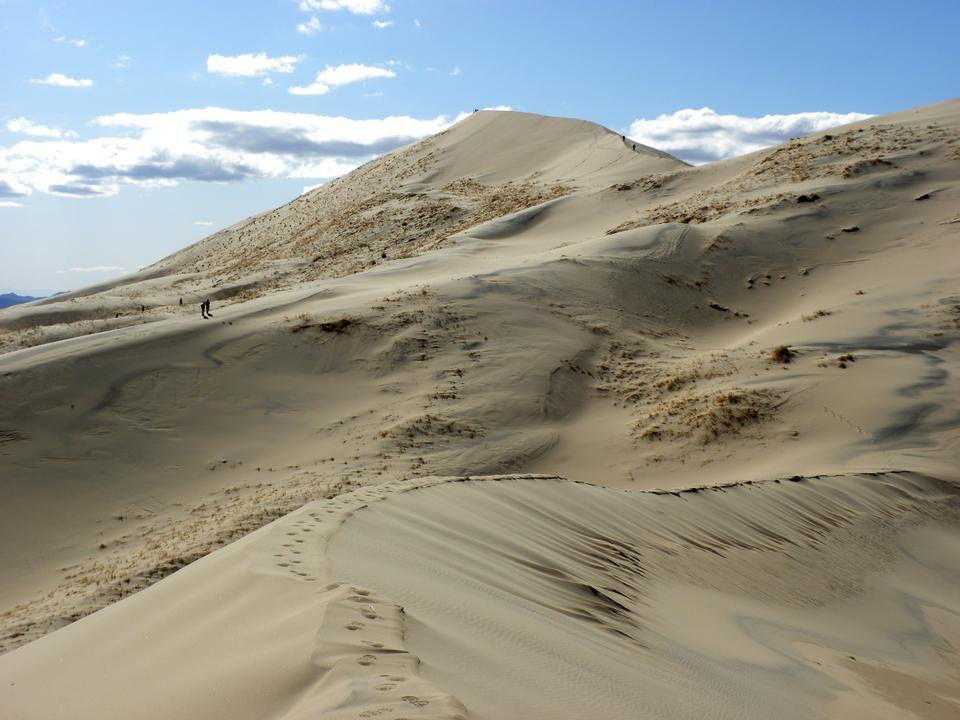 Free Kelso Dunes, Mojave National Preserve, California