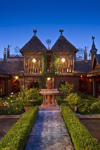 Free france jardins secrets vaux building structure