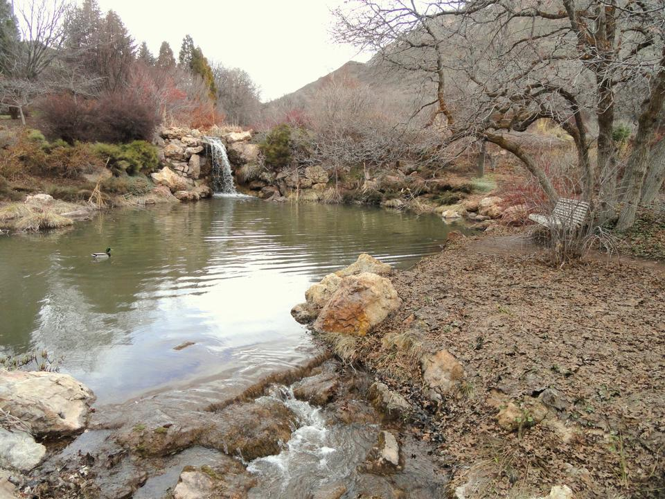 Free Arboretum Salt Lake City, Utah