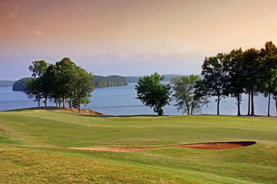 Free golf course athens georgia