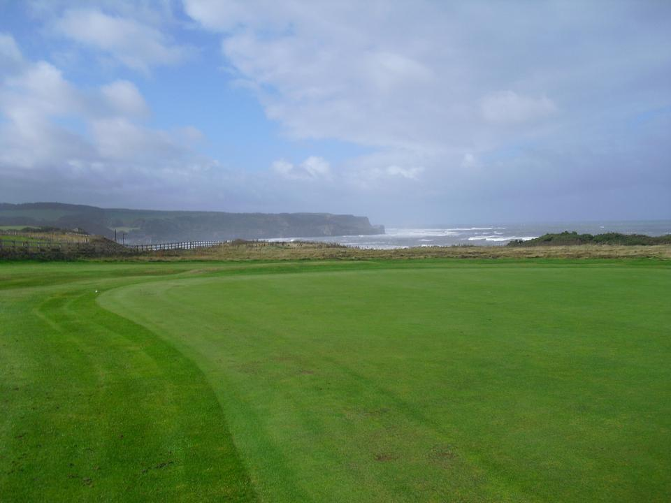 Free Golf St Andrews old course links, fairway