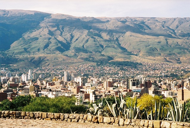 Free bolivia cochabamba andes mountains landscape