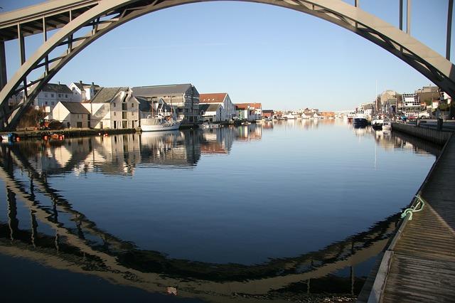 Free risøy bridge san pedro garza garcia town bridge