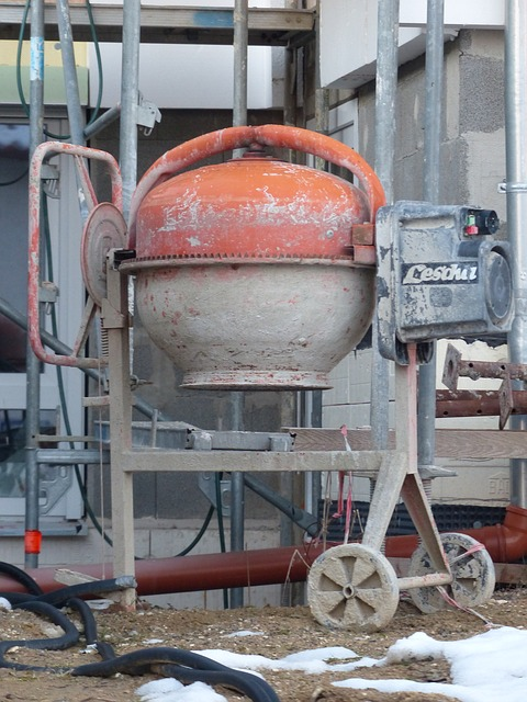 Free drum mixer concrete mixer concrete