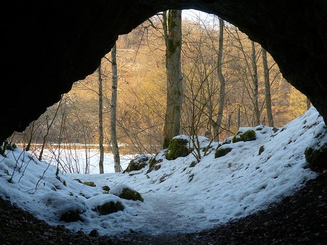 Free cave cave entrance caves portal bear's den