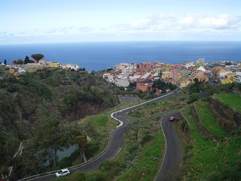 Free La Calera on La Gomera, Canary islands