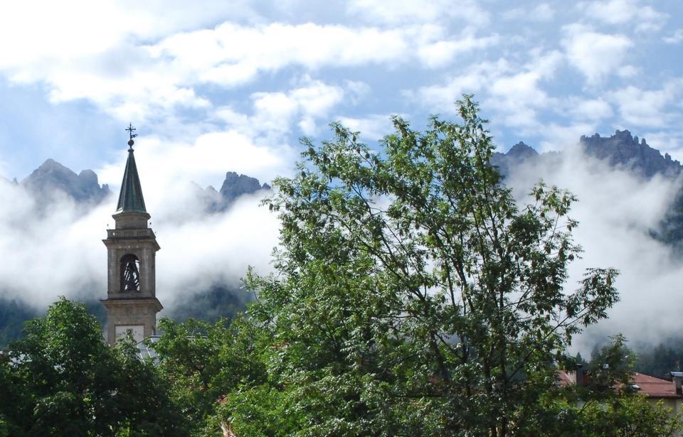 Free Italy beauty, Dolomites Lorenzago di Cadore
