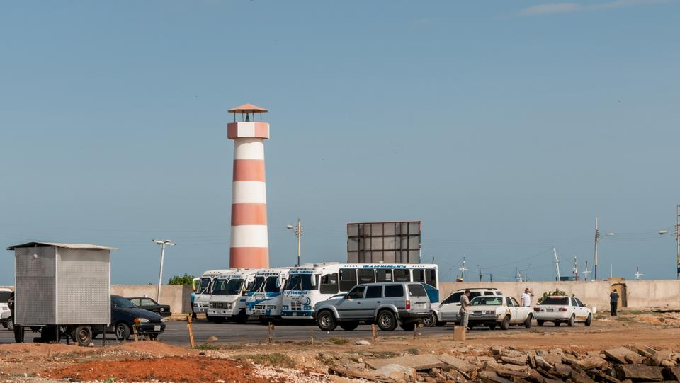 Free Lighthouses in Punta de Piedras, Margarita Island