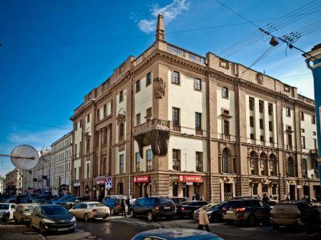Free Saint Petersburg City in Russia