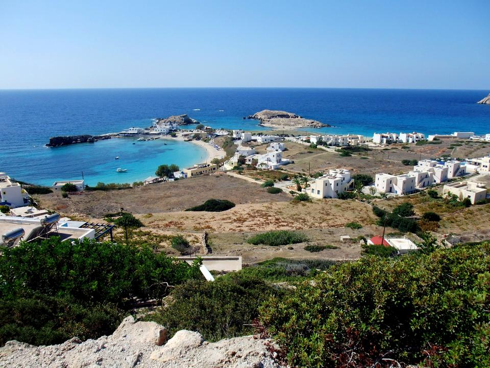Free Small Village Greek Dodecanese islands
