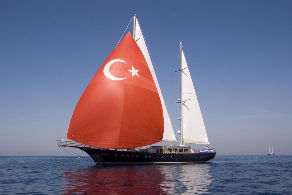 Free Yacht Sailing