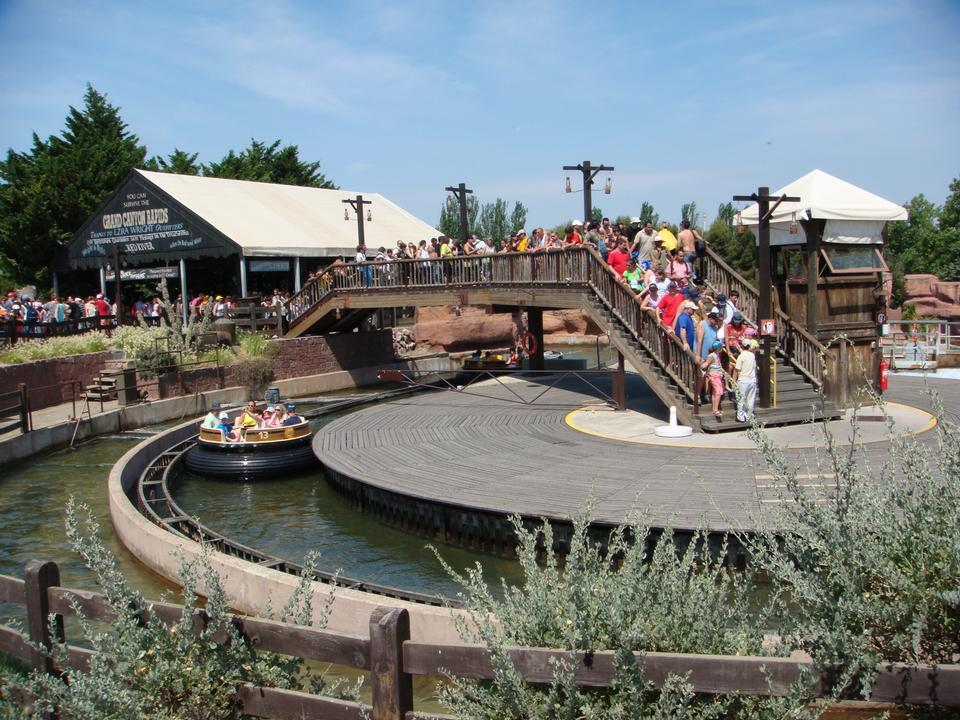 Free Grand Canyon Rapids Theme Park