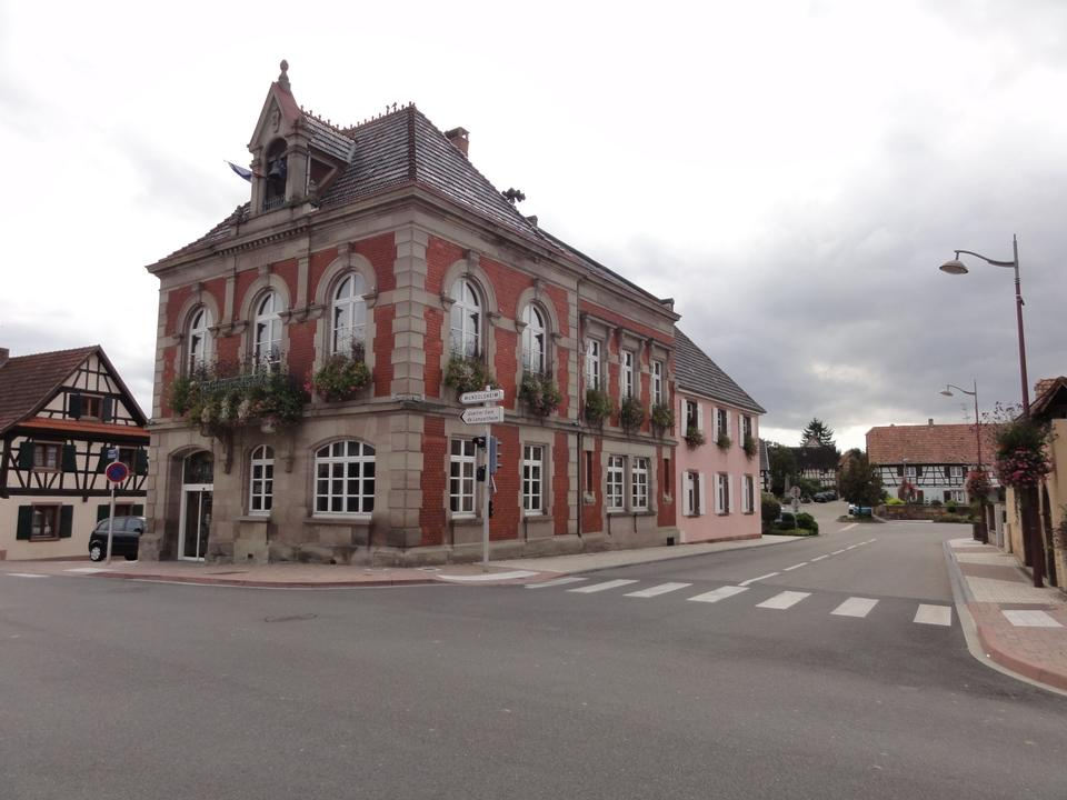 Free Photos: Mairie Lampertheim city hall | eurosnap