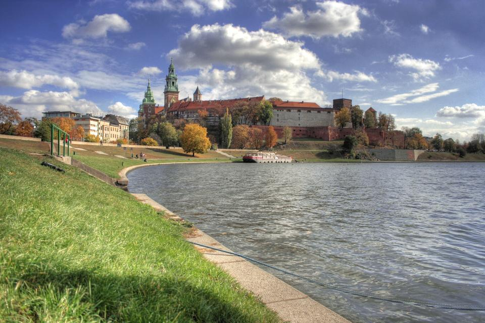 Free Krakow City in Poland
