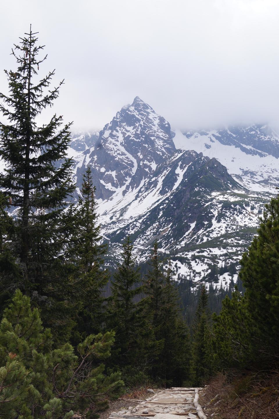 Free Koscielec, Tatra Mountains National Park, Poland