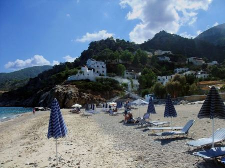 Free Kira Panagia on the greek island of Karpathos