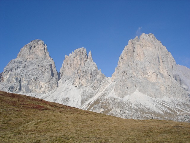 Free mountains dolomites hiking high mountains great