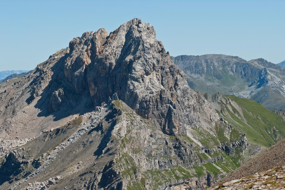 Free Stubai Alps panorama