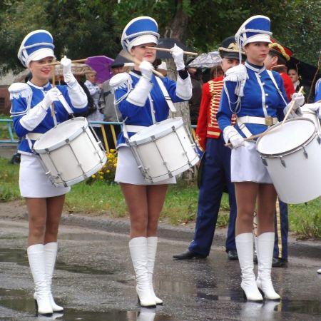 Free Female Brass Band performance