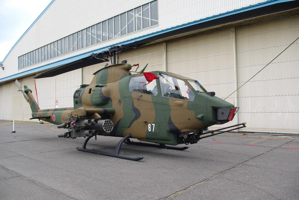 Free Bell AH-1 Cobra Attack helicopter
